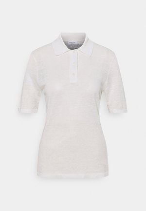 ANGELINE - Polo shirt - white chal