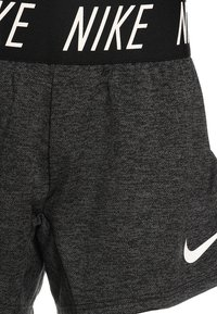 Nike Performance - DRY SHORT TROPHY  - Krótkie spodenki sportowe - black/heather/white - 2