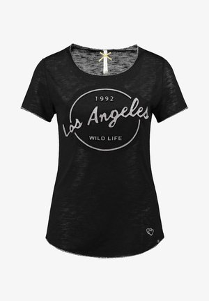 SUNSHINE - Print T-shirt - schwarz (15)