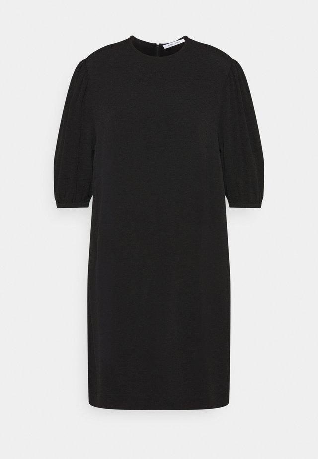 ARAM DRESS - Korte jurk - black