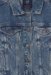 GAP - GIRL TEEN  - Giacca di jeans - blue denim - 2