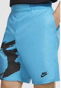 Nike Performance - SLAM - Sports shorts - neo teal/black/black - 5