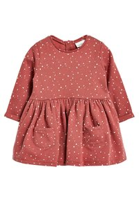 Next - Day dress - brown - 0