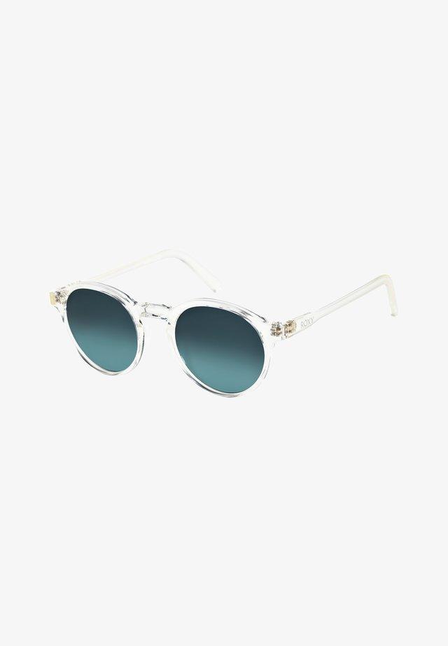 MOANNA  - Sunglasses - shi cryst cl/mi gl gr grey pol