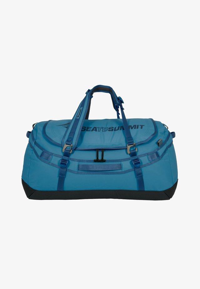 Holdall - dark blue