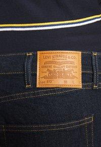 Levi's® Plus - 512 SLIM TAPER - Jeans Tapered Fit - rock cod - 4