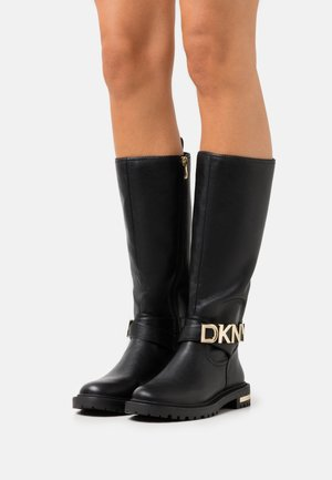 DELANIE MID - Boots - black