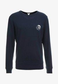 Diesel - UMLT-WILLY SWEAT-SHIRT - Sweatshirt - blau - 3