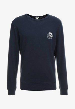 UMLT-WILLY SWEAT-SHIRT - Sweatshirt - blau