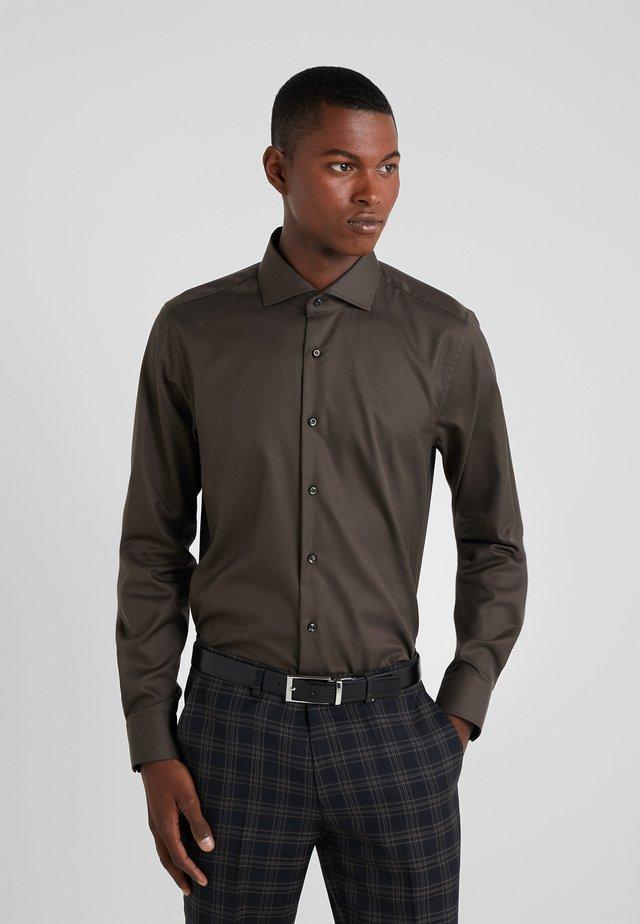 PANKO - Koszula biznesowa - olive