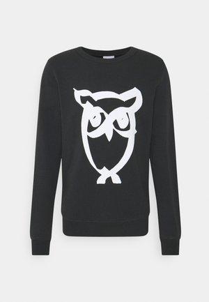 BASIC PRINT - Sweatshirt - phantom
