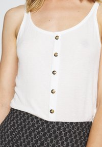 Noisy May - NMHENLEY - Top - snow white - 5