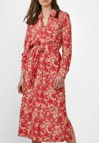 Sandwich - Shirt dress - rot - 0