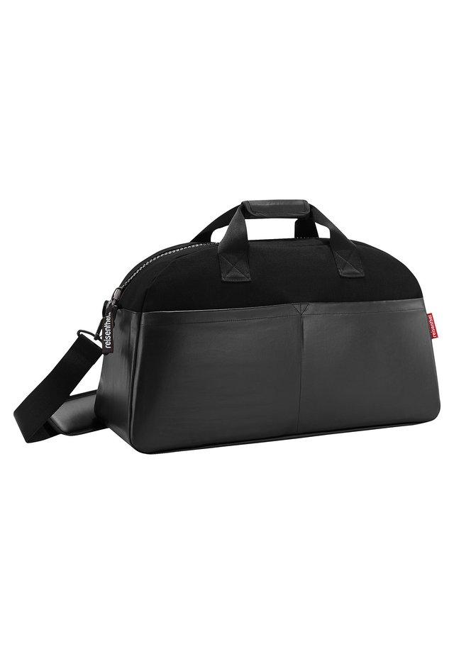 OVERNIGHTER  - Weekend bag - canvas black
