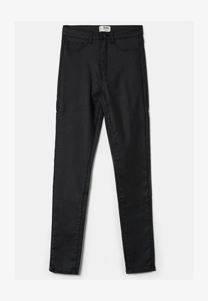 HIGH WAIST HOSE - Jeans Skinny Fit - Black