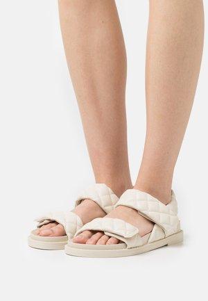 Sandals - beige/dusty light