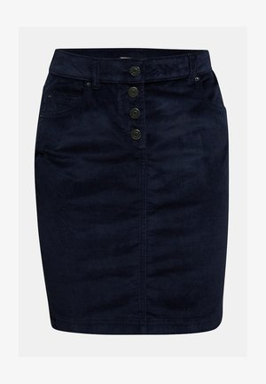 PENCIL SKIRT - Kokerrok - navy