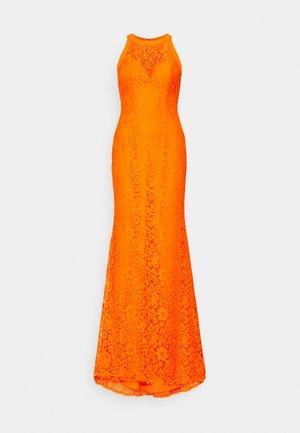 GLASS - Společenské šaty - golden poppy
