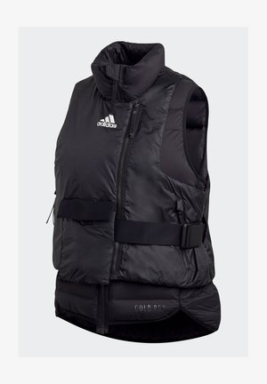 URBAN COLD.RDY OUTDOOR VEST 2 in 1 - Vesta - schwarz