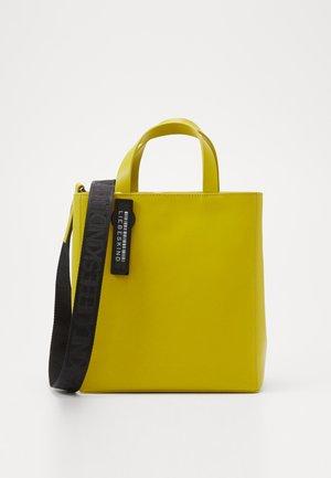 PAPER - Handbag - lime