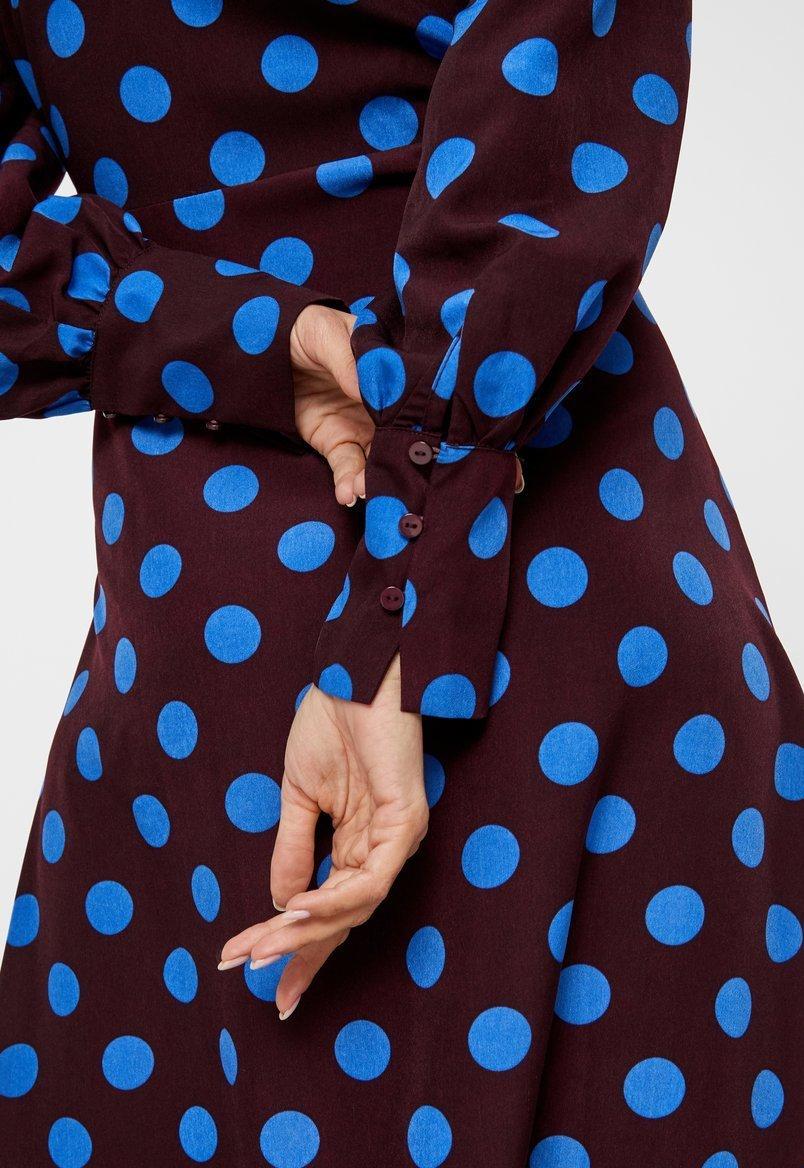 YAS Robe chemise - fudge - Robes femme RYR5R