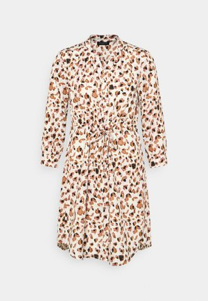 SLFMILDRED DAMINA DRESS  - Shirt dress - creme