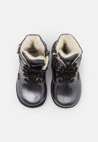 Primigi - Lace-up ankle boots - canna fucile - 3