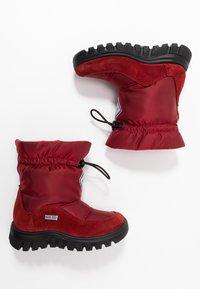 Naturino - VARNA - Winter boots - granata - 0