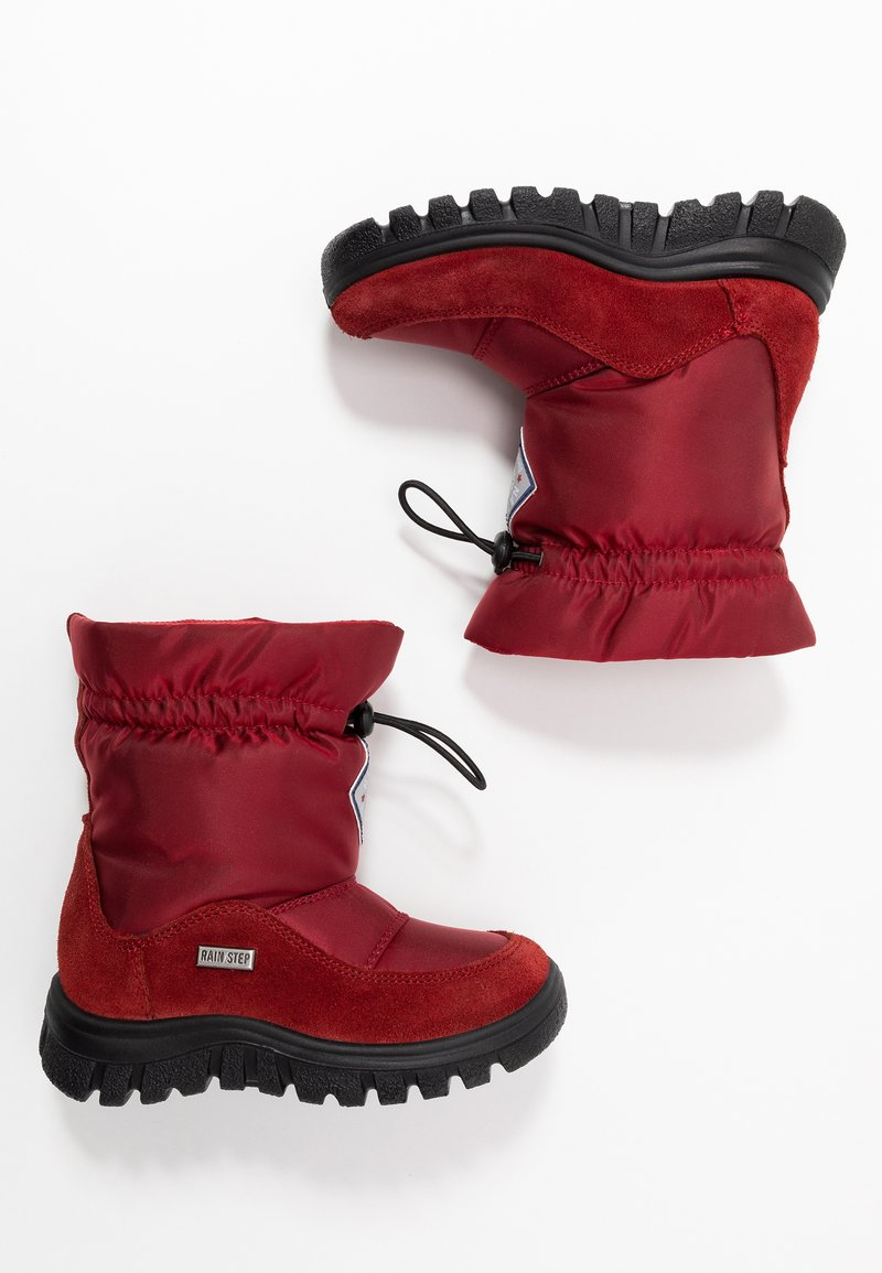 Naturino - VARNA - Winter boots - granata