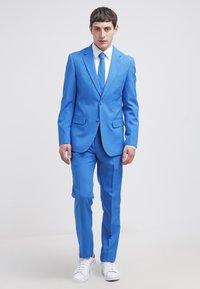 OppoSuits - STEEL - Kostym - blue - 1