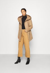 ONLY - ONLCANE COAT - Classic coat - camel - 1