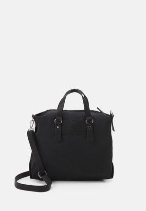 NOOS PER JENNYC - Shopping bag - black