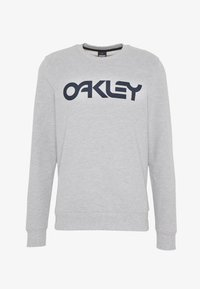 CREW - Sweatshirt - mottled grey