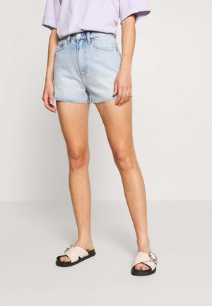 ROWE  - Shorts di jeans - morning blue