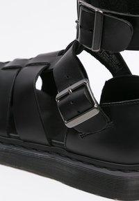 Dr. Martens - GERALDO - Sandals - black - 5
