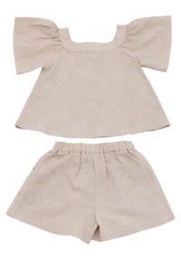 Rora - SET - Shorts - beige - 5