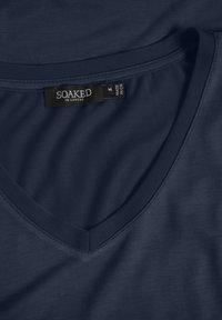 Soaked in Luxury - Basic T-shirt - navy - 7