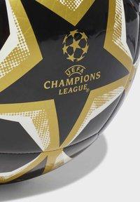 adidas Performance - FIN 20 CLUB CHAMPIONS LEAGUE - Balón de fútbol - black - 3