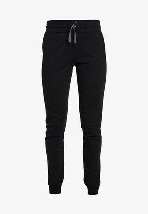 CRUSH PANTS - Pantaloni sportivi - black
