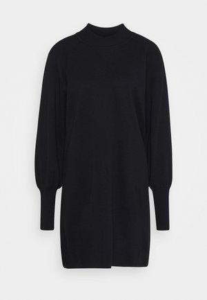 SANJA DRESS - Jumper dress - black