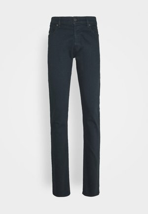 D-LUSTER - Slim fit jeans - dark blue denim