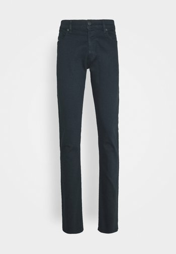 D-LUSTER - Slim fit jeans - dark blue denim