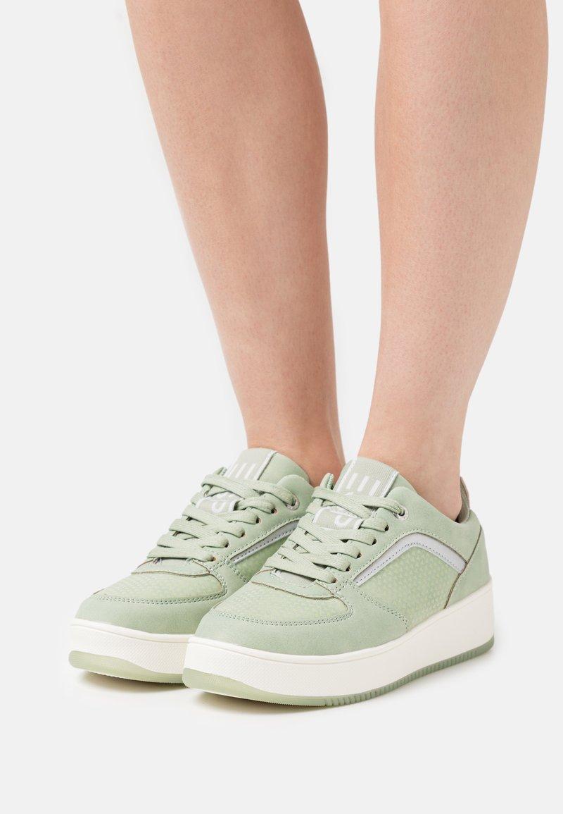 Esprit - MADICKEN - Sneakers laag - light green