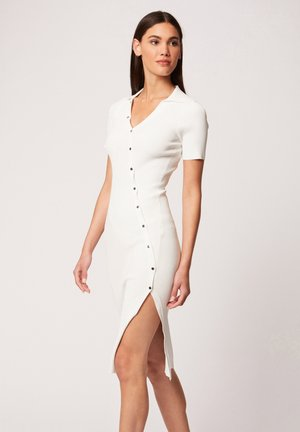 SLIT - Shift dress - offwhite