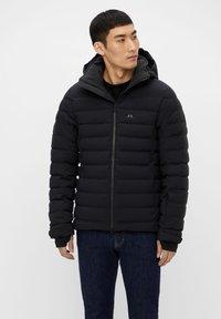 J.LINDEBERG - TODD  - Down jacket - black - 0