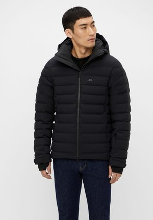 TODD  - Down jacket - black