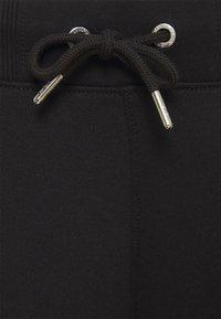 Calvin Klein Jeans Plus - PLUS MICRO BRANDING PANT - Tracksuit bottoms - black - 7