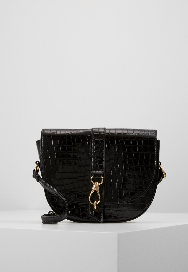 VMVIRLA CROSS OVER BAG - Sac bandoulière - black