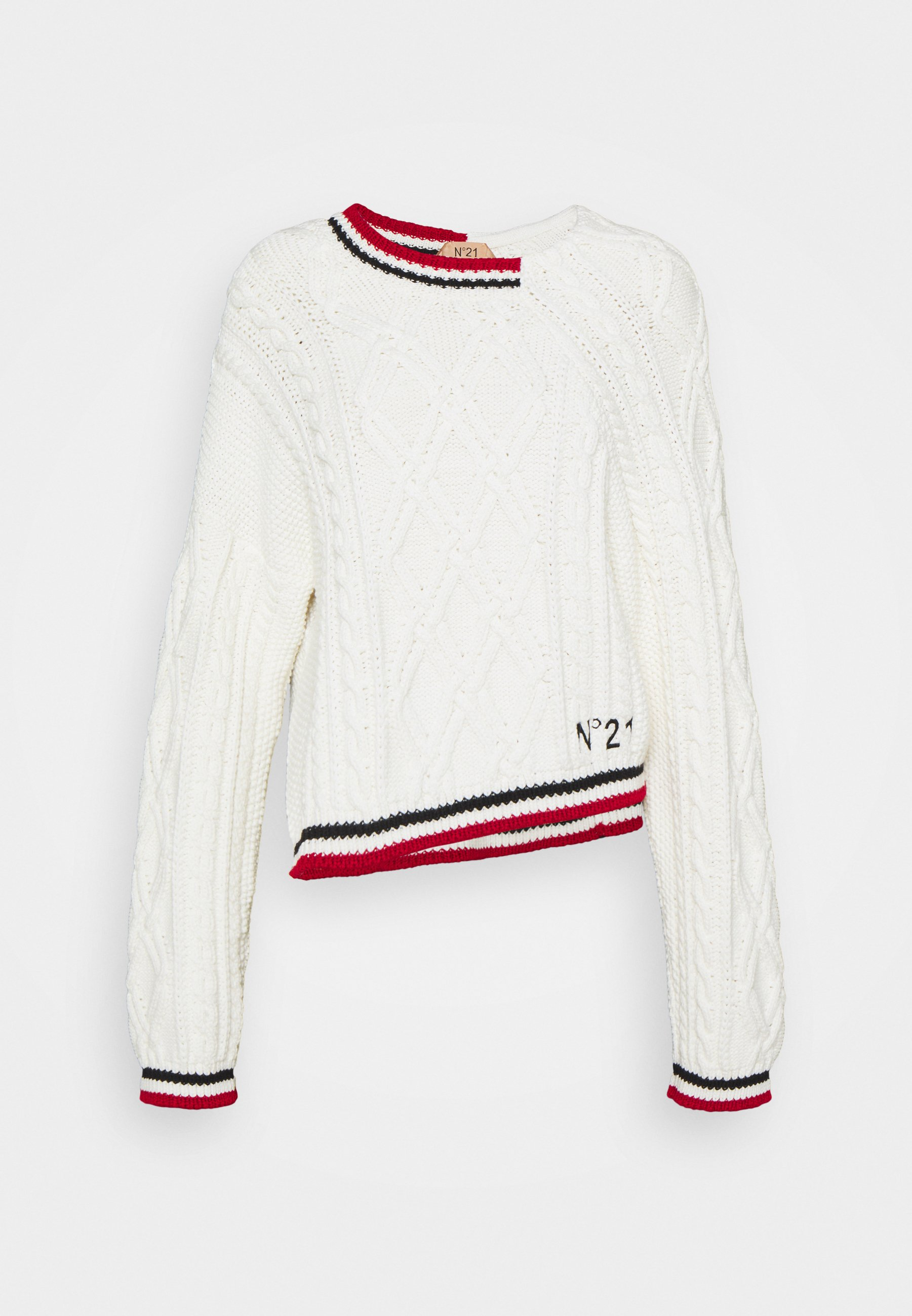 Femme CABLE JUMPER - Pullover