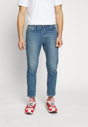 STONEWASHED SKATE FIT - Slim fit jeans - blue denim